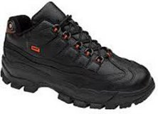 Men's Steel Toe Athletic with non-slip orange Falcon Sole 5500